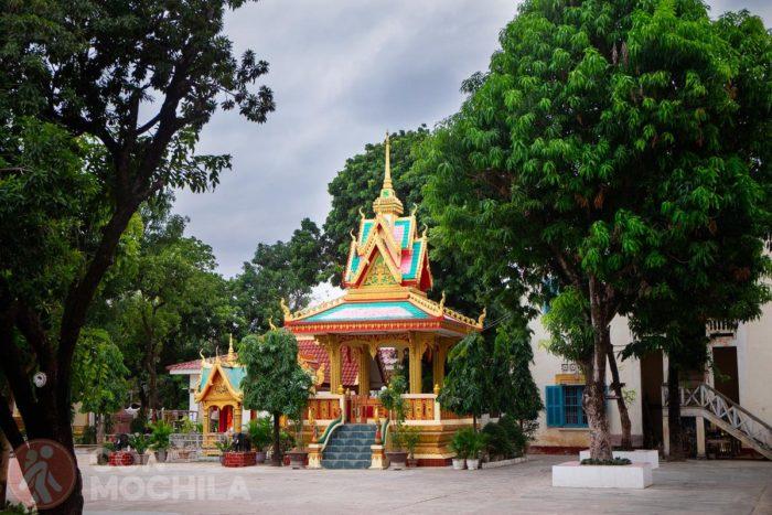 Paseos tranquilos por los templos