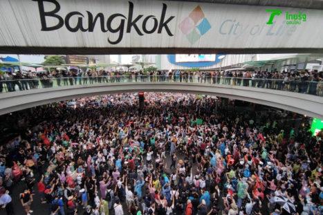 Protestas democracia Tailandia