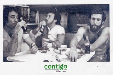 """La crónica cósmica. Un bar neoyorquino llamado """"Contigo"""""""